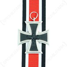 1957 CROIX DE FER 2ND CLASSE Repro WW2 Avec Ruban Allemand Armée Militaire