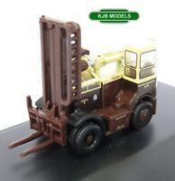 BNIB N GAUGE OXFORD 1:148 NSDF001 Shelvoke & Drewry Freightlifter BR Forklift