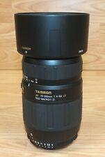 Genuine Tamron AF Tele-Macro (1:2) 70-300mm Camera Lens **READ**