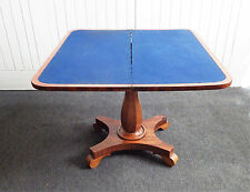 Victorian Style Card & Game Tables