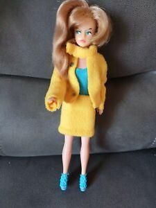 Vintage tressy doll
