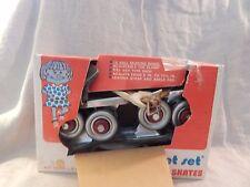 Vintage Globe Jet Set Keyless Roller Skates in Box