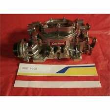 Edelbrock 9906 Reconditioned Carburetor Perf 600 cfm Electric Satin Reconditione