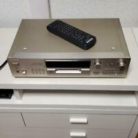 Sony MDS-JB920 MiniDisc recorder & player Tested Working Good F/S