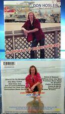 Don Hosler - Boardwalk of Broken Dreams (CD, 2001, Smashed Castle, US INDIE )