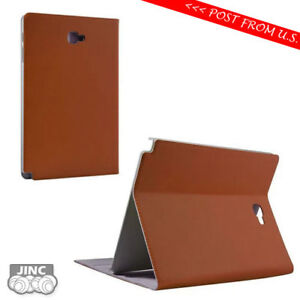 Genuine Cow Leather Book Case Cover for Samsung Galaxy TabS Tab S 8.4 SM-T700