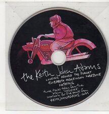 (ET757) The Keith John Adams, Looking Around The Planet - DJ CD