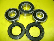 1990-1993 KAWASAKI NINJA ZX-6 ZX6 ZX600 REAR WHEEL BEARING & SEAL KIT 243