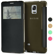 Book Case for Samsung Galaxy Note 4 Protective Mobile Phone 360°Booklet