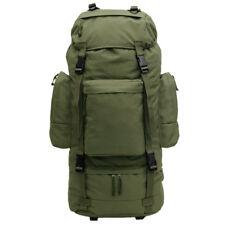 Militaire Backpack Gevecht Rugzak Ranger Wandelen Kamperen Travel 75L Olive Od