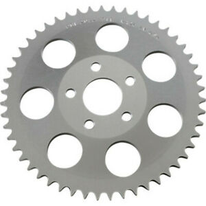 "PBI Aluminum Rear Drive 51 Tooth .22"" Offset Sprocket Harley 1973-1986 Big Twin"
