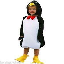 Tout-petit MANCHOT Pingouin Combinaison Animale Déguisement Âge 2-3