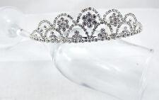 Rhinestones Bridal Tiara 4