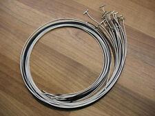 Fleischmann N 20 Piccolo Gleisv. mit Stromk. 0,14 mm seitlich angelötet