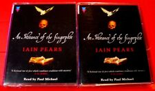 Iain Pears An Instance Of The Fingerpost 4-Tape Audio Paul Michael History/Crime