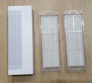 2 x Replacement Filters For Viomi V2 v3 Robot Vacuum Cleaner