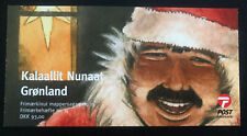 Greenland Mnh 2010 Christmas Paintings Booklet Stamp Mxe