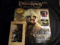 Lord of the Rings Figures - Issue 177 Eomer at Pelennor Fields - eaglemoss