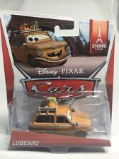 2013 Disney Pixar Cars 2 Movie:  LUBEWIG Paris Tour (#4 OF 7)