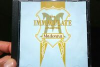 Madonna - The Immaculate Collection  - CD, VG