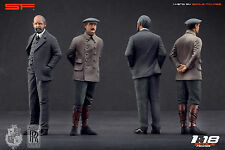 1/18 Charles Rolls and Henry Royce VERY RARE!!! figures for 1:18 CMC Autoart
