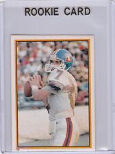 JOHN ELWAY ROOKIE CARD 1984 Topps VINTAGE RC Football Sticker $$ RARE BRONCOS!