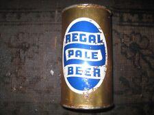 Regal Pale, flat top beer can.,.San Francisco, Calif.