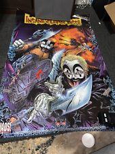 Insane Clown Posse - Chaos Comic 1 Poster twiztid blaze ya dead homie amb i.c.p.