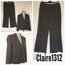 Women's Check Trouser Business Suits & Tailoring