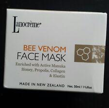 Lanocreme Bee Venom Face Mask 1.75 oz / 50 g  NEW & SEALED BOX!