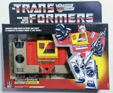 Hasbro Transformers G1 Reissue Autobot Blaster Action Figure New
