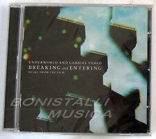 BREAKING AND ENTERING - SOUNDTRACK O.S.T. - CD Sigillato G.Yared, Underworld