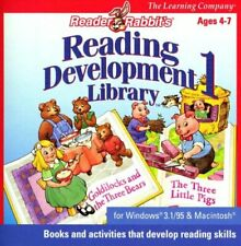Reader Rabbit's Reading Develop Library 1.