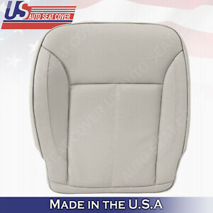 2007 TO 2012 Mercedes Benz GL CLASS DRIVER Bottom Cover Perforated Leather Gray