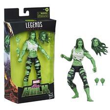 """2021 Hasbro Marvel Legends Fan Channel Exl Green She-Hulk 6"""" Scale Action Figure"""