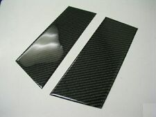 Carbon Fibre B Pillar Frame Covers for 2003-2007 Nissan 350z Fairlady 2004