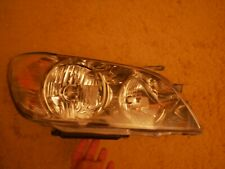 LEXUS IS 300 IS300 XENON HEAD LAMP HEADLIGHT OEM 2001 2002 2003 2004 right side