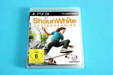 Playstation PS3 - Shaun White Skateboarding - Komplett in OVP