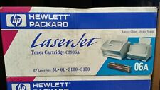 HP LASERJET 06A TONER CARTRIDGES - C3906A NIB Sealed