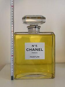 CHANEL N5 Grand Flacon De Parfum En Verre, Parfum Factice Coco Chanel
