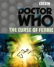 Doctor Dr Who Cy Town signed Charity photograph