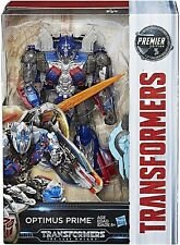 Transformers Hasbro Last Knight Premier Edition Voyager Optimus Prime NEW AU