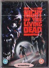 """NIGHT OF THE LIVING DEAD"" - Tom Savini Remake - Zombie Horror Cult - rare DVD"
