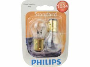 For 1986 Rolls Royce Silver Spirit Side Marker Light Bulb Philips 96382JB