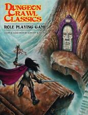 DCC RPG Dungeon Crawl Classics RPG 7th Printing SC Core Rules New Goodman Games