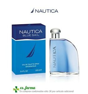 Nautica Blue Sail Perfume Man EDT Cologne 100ML Homme Man Uomo Fragrance