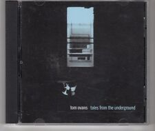 (HH533) Tom Ovans, Tales From The Underground - 1995 CD