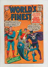 World's Finest #155 - Superman Batman & Nightman? - (Grade 7.0) 1966