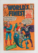 World's Finest #155 - Superman Batman & Nightman? - (Grade 7.0) 1966