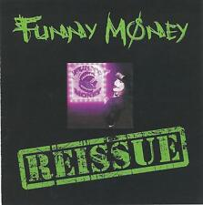 FUNNY MONEY - FUNNY MONEY ( NEW CD) hair glam pop metal Kix
